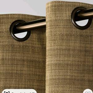 Textured Weave Light Filtering Curtain